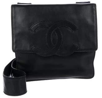 Chanel Lambskin Crossbody Bag