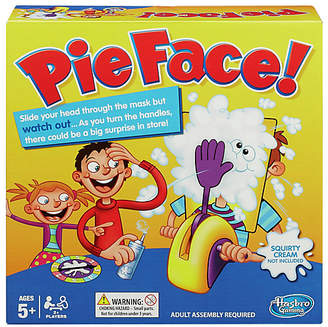 Hasbro Gaming Pie Face Game from Gaming