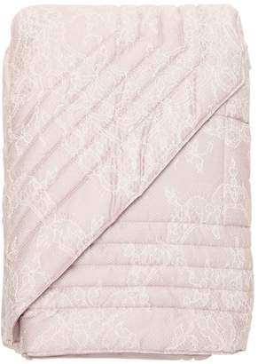 La Perla Virgina Quilted Cotton Satin Bedspread
