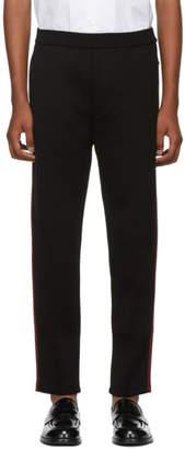 Prada Black Side Trim Lounge Pants