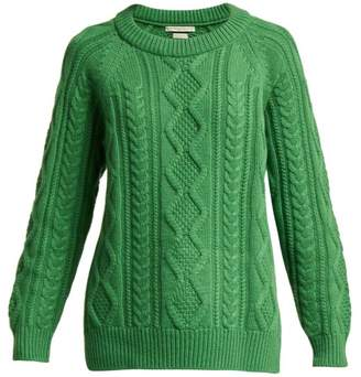 Queene And Belle - Clara Cashmere Sweater - Womens - Green