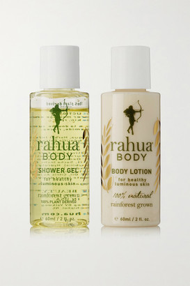 Rahua Body Jet Setter Travel Duo - Colorless