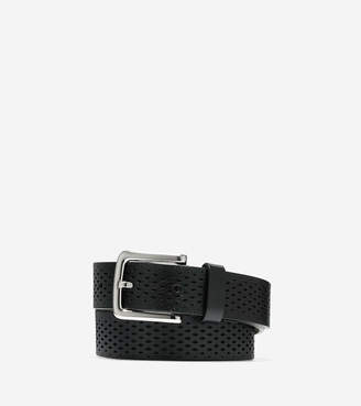 Cole Haan Washington Grand 32mm Laser Perforated Belt