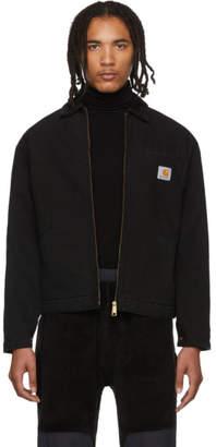 Carhartt Work In Progress Black OG Detroit Jacket