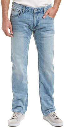 Slate Denim Light Wash Slim Straight Leg
