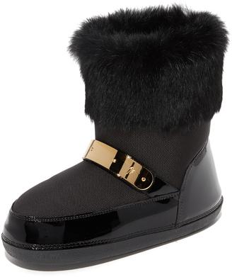 Giuseppe Zanotti Moon Boots $695 thestylecure.com
