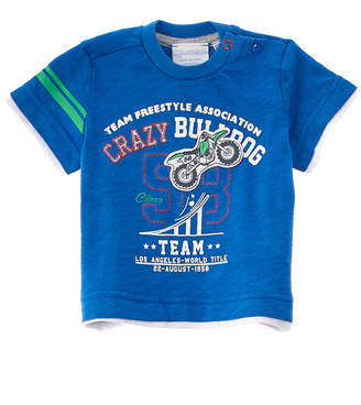 Chicco Boys' Blue T-Shirt