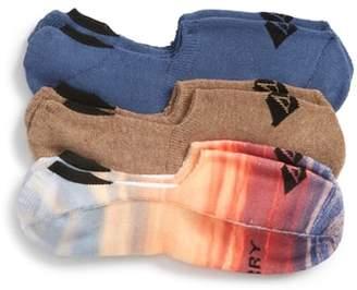 Sperry Assorted 3-Pack Liner Socks