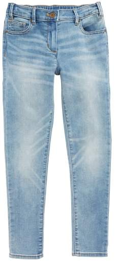crewcuts by J.Crew Runaround Stretch Denim Jeans