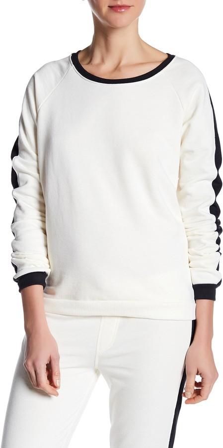 Alternative Long Sleeve Stripe Pullover 6