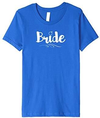 Bride - Bachelorette Party or Bridal Party T-shirt