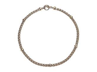 Lauren Ralph Lauren 17 Braid Chain Collar Necklace