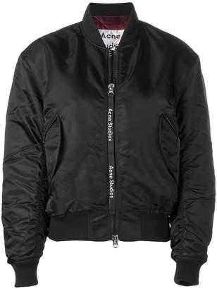 Acne Studios Clea classic bomber jacket