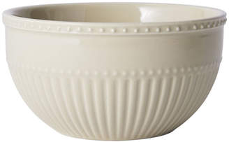 Mikasa Fluted Beige Fruit Bowl