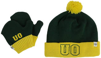 '47 Toddler Oregon Ducks Bam Bam Knit Set