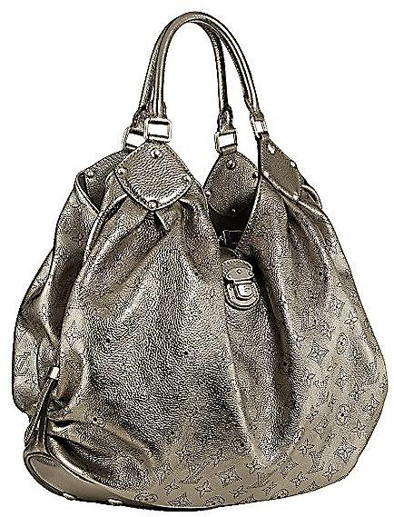 Louis Vuitton Metallic Mahina XL
