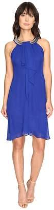 Sangria Necklace Dress Women's Dress