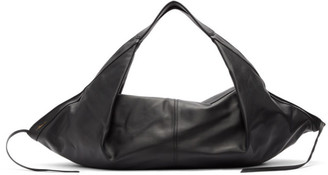 3.1 Phillip Lim Black Medium Luna Slouchy Hobo Bag