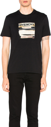 Givenchy Graphic Tee $440 thestylecure.com