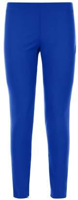 La Perla Essentials Black Bi-Stretch Cool-Wool Leggings