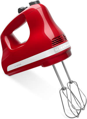 KitchenAid KHM614ER 6-Speed Hand Mixer