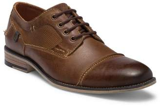 Steve Madden Kevin Cap Toe Leather Oxford