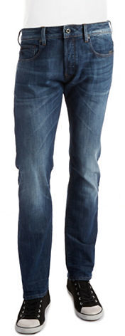 G Star G-Star Raw Attacc Straight Leg Jeans