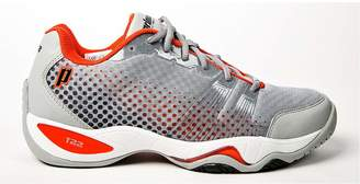 Prince T22 Lite Mens Tennis Shoes grey/black/red