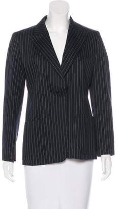MaxMara Abstract Print Notch-Lapel Blazer w/ Tags Footlocker Discount Limited Edition Choice Sale Online Sale Store Outlet Cheap Prices fyaXg5