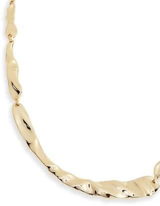 Halogen Molten Collar Necklace