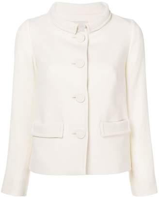L'Autre Chose standing collar jacket