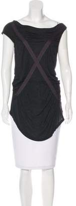 VPL Draped Sleeveless Top