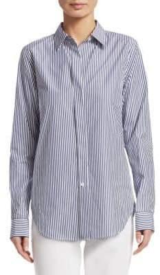 Theory Essential Stripe Shirt