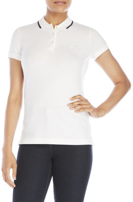 nautica Tipped Collar Polo $44.50 thestylecure.com