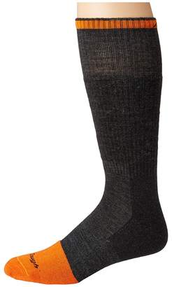 Darn Tough Vermont Steely Boot Cush w/ Full Cush Toe Box Men's Knee High Socks Shoes