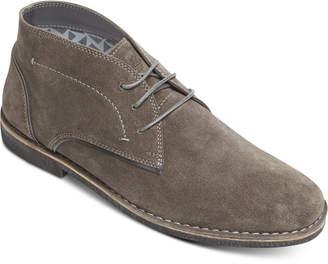 Kenneth Cole Reaction Men Passage Suede Boots Men Shoes