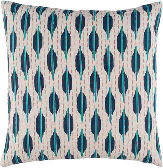 Surya Kantha Printed Throw Pillow