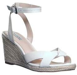 bec0f2a3c0 Tahari White Women's Sandals - ShopStyle