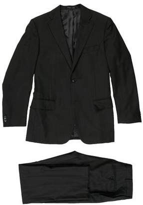 Corneliani Wool Two-Piece Suit