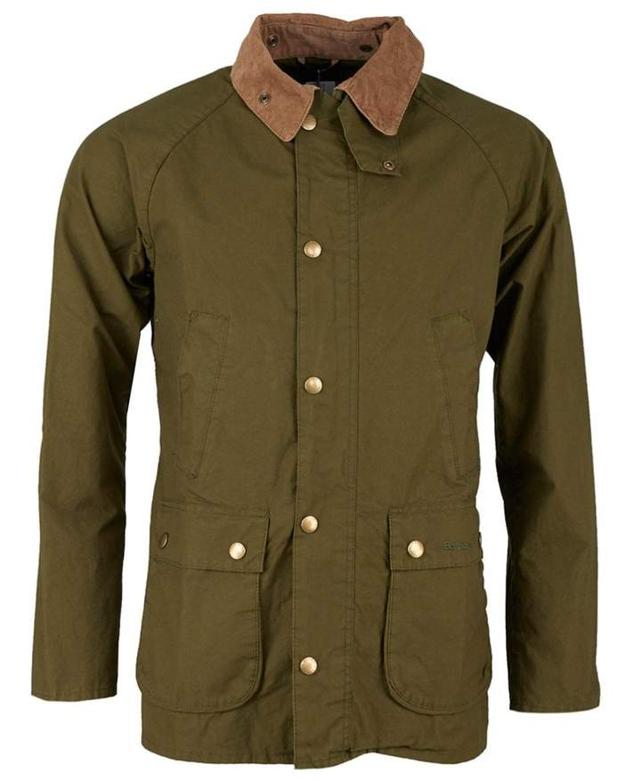 Made For Japan Slim Fit Washed Cotton Bedale Jacket