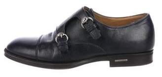 Gucci Double Monk Strap Shoes