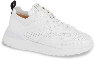 Tod's Perforated Lace-Up Sneaker