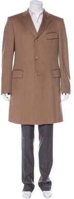 Gucci Wool & Cashmere Overcoat