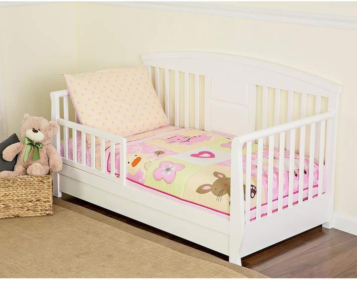 Dream On Me Naptime Friends 4-pc. Toddler Bedding Set