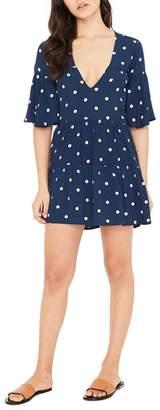 Faithfull The Brand Polka Dot Dress