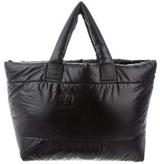 Chanel Coco Cocoon Weekender Tote