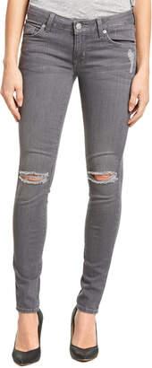 Hudson Krista Silver City Super Skinny Leg