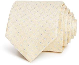 Bloomingdale's The Men's Store at Floral Neat Classic Tie - 100% Exclusive