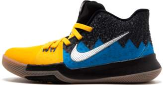 Nike Kyrie 3 What The (GS) University Gold/Blue Glow