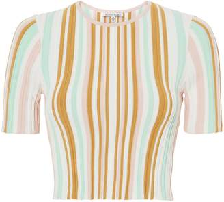 Ronny Kobo Rakel Striped Top